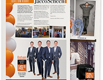Krant Jacco Scheen