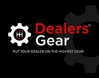 Concept Video of website Dealers Gear