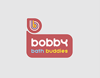 Bobby Bath Buddies - Kid's Bathing Toys