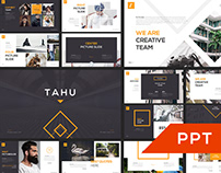 TAHU - FREE PowerPoint Presentation Template