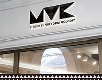 """Фирменный стиль. Концепция """"MVK"""""""
