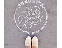 Senoritadidas / Lettering