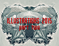 Illustrations 2015 part Two