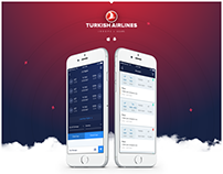 Turkish Airlines - Irrops & Acars Mobile App Design