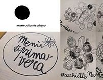 A brand new menu for Mare Culturale Urbano