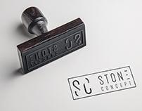 Stone Concept / Corporate Identity /
