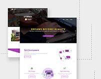 Web Design - UX / UI | In Media Agency