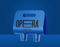 OPERA Coffee / Brand design & packaging