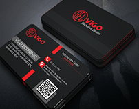 Professional Business Card Template