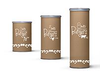 Package Design - Burgers - Christina Filippou