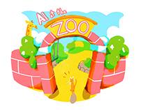 Al at the Zoo ESL Story