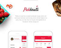Pakkruti_Recipe App