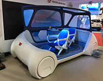 Autonomous Mobility Concept - Advanced Project.