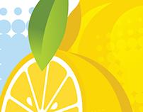 Organic Lemons - Branding and Packaging