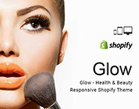 Glow – Health & Beauty Responsive Shopify Theme