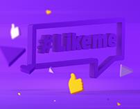 Like Me - Broadcast Graphics