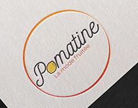 Pomatine - Identité Visuelle