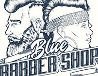 BLUE BARBER