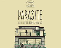 Parasite x Official Poster