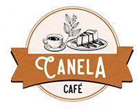 Canela Café · Branding
