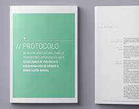 Protocolo de acción - Editorial