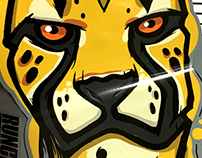 All-around runner cheetah 'RUNCHEE'