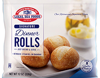 Legal Sea Foods Signature Dinner Rolls
