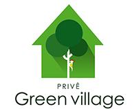 Logotipo para Privê Green Village