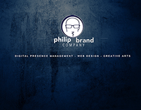 Philip Brand Company Website