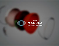 The Macula Foundation | Brand Identity + UX Design
