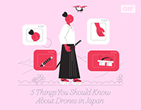 5 Things You Should Know About Drones in Japan (GIF)