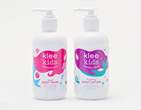 Klee Kids Bath & Body Care