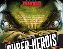 CAPA - Mundo Estranho (Especial Super-Heróis)