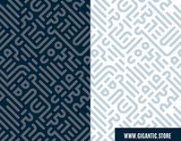 Pattern Outlined Background