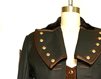 Armor Formal Jacket for TAYLOR GOODACRE