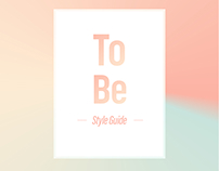 A Style Guide - ToBe