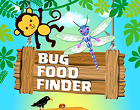 """Bug Food Finder"" Game"