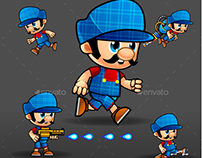 2D Game Character Sprites 235