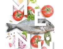 Camgöz Fish Restaurant Menu