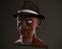 ZBrush Character Concepts
