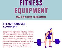 Buy Gym Equipment From Sydney | Raw Fitness Equipment