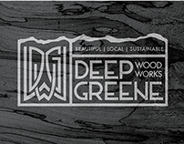 Deep Greene Woodworks