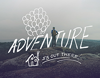 Disney Adventurer Hand Lettering Series
