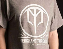 Merchant Threads Logo and T-shirt