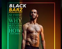 BlackBarz motivation posters