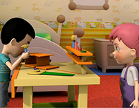 English Education Solution for K-4 Grade Students