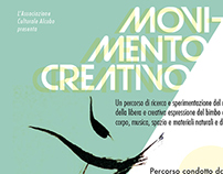 Poster - Movimento Creativo - Course