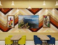 restaurant and cafe in mauritania (interior )