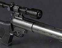 Deathwatch Rifle Blaster