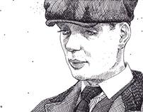 Peaky Blinders Sketches